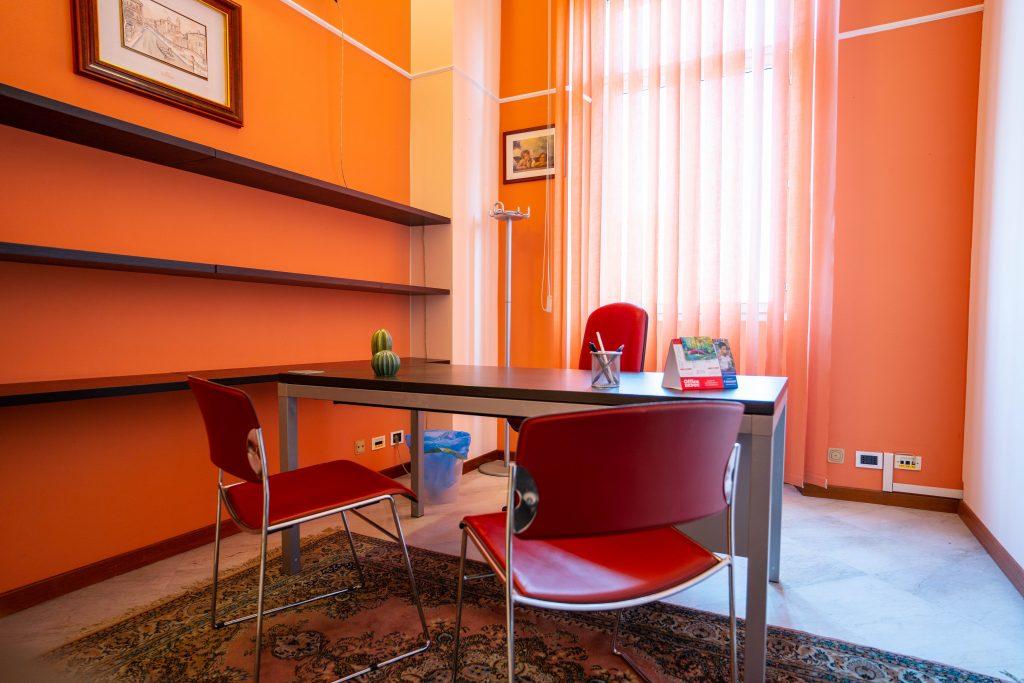 Ufficio ad ore a Novara
