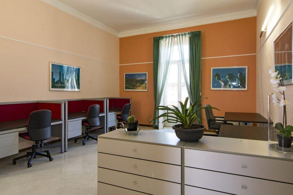Il coworking elegante e funzionale a Novara