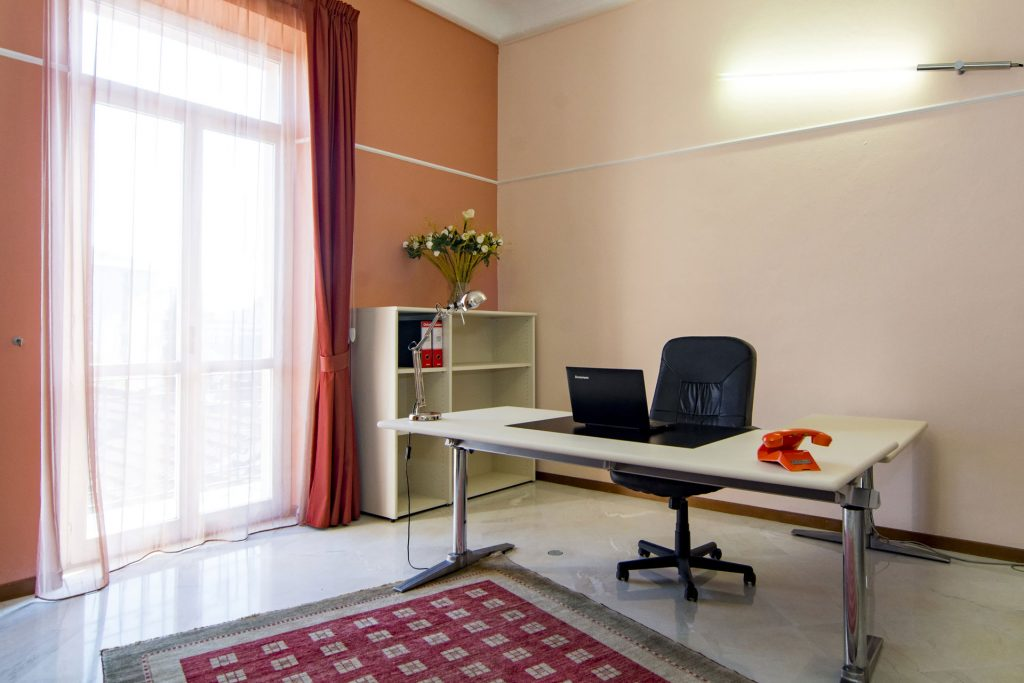 ufficio elegante a Novara